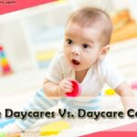home daycare or daycare centre