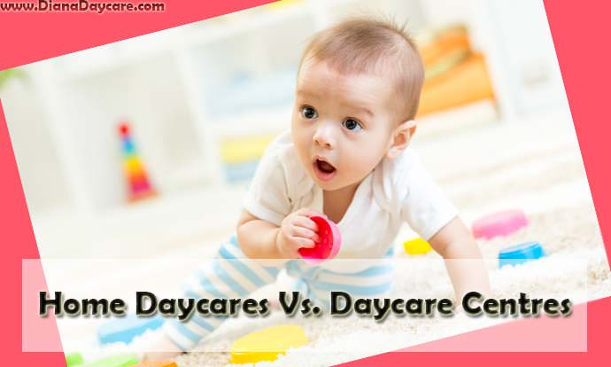 Home Daycares Vs. Daycare Centres