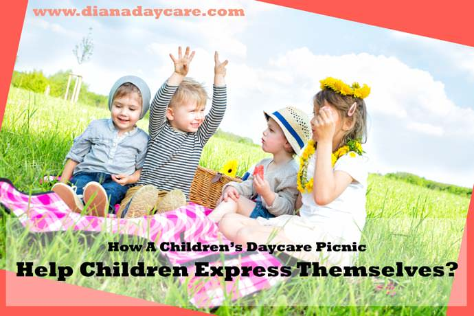 How A Children's Daycare Picnic Help Children Express Themselves?