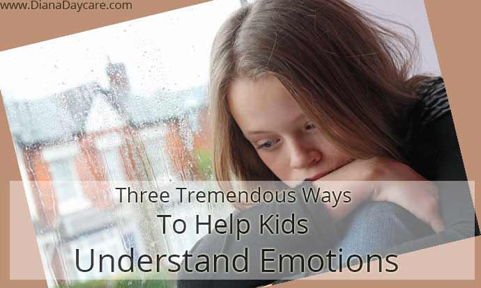 Kids understanding emotions