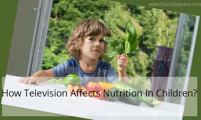 How Television Affects Nutrition In Children?
