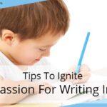 Children writing skills