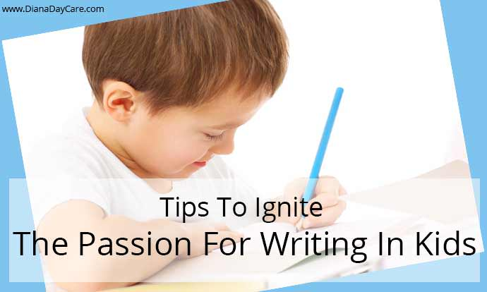 Tips To Ignite The Passion For Writing In Kids